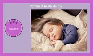 Comment Mieux Dormir : comment mieux dormir chantal h aulm ~ Melissatoandfro.com Idées de Décoration