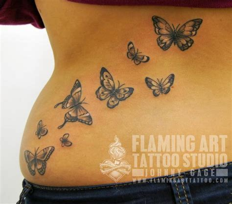 cute butterfly tattoos collection