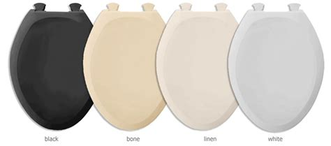 bemis toilet seat color chart toilet seats for standard including roma