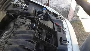 Volvo S40 Fuel Filter Replacement  2006 Volvo S40 Diesel