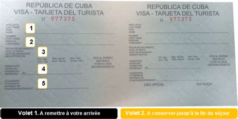 Consulat Cuba Carte Touristique by Carte De Tourisme Cuba Carte 2018