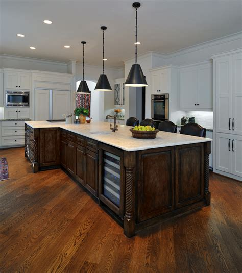 shaped kitchen islands an oddly shaped kitchen island why it 39 s one of my