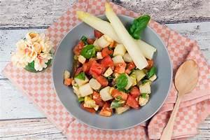 Spargel Avocado Salat : italienischer spargelsalat mit tomaten und avocado ~ Lizthompson.info Haus und Dekorationen