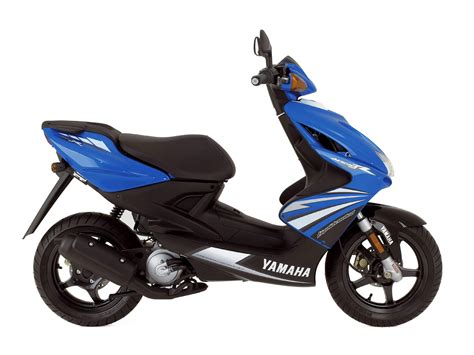 Yamaha Aerox by 2007 Yamaha Aerox R Scooter Pictures Specifications