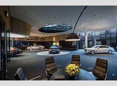 Erste SKlasse Lounge in MercedesBenz Niederlassung