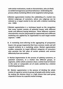 Make Essay Longer Market Segmentation Essay Pdf Pdf Essay On Advantages And Disadvantages Of Television also Descriptive Food Essay Market Segmentation Essay Jean Jacques Rousseau Essay Market  Comparison Essays