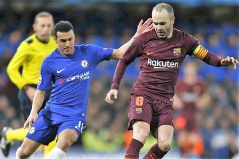 Prediksi Barcelona vs Chelsea , Prediksi Skor Barcelona vs ...