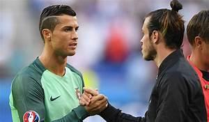 """Ronaldo und sein Gespräch mit Bale: """"Ich gratulierte ihm ..."""