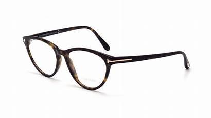 Tortoise Frame Ft Eyeglasses Tom Ford Aam