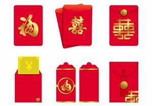 Ang Pao Packet Design Free Red Packet Vector Download Free Vectors Clipart