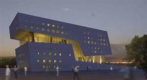 Nanotechnology Research Center Zahedan Building - e-architect
