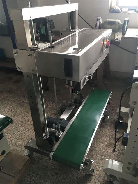 fr  vertical band sealer  pe bag sealing machine  china manufacturer shanghai