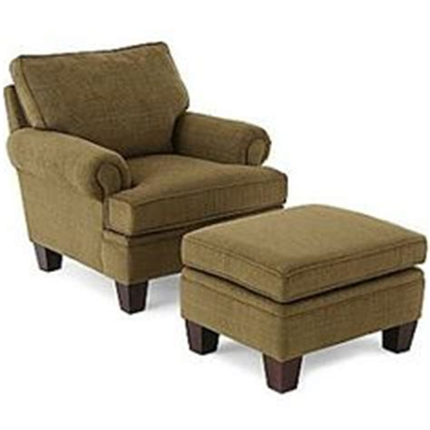 overstuffed chairs chair and ottoman and ottomans on