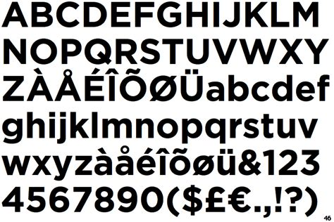 gotham font  ap