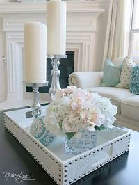 coffee table decor Nissa-Lynn Interiors: Holiday Coffee Table Decor