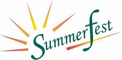 Summer Clipart Festival Clip Church Ministry Summerfest