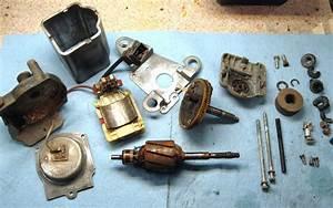 Saab Journal  Early Windshield Wiper Motor Rebuild