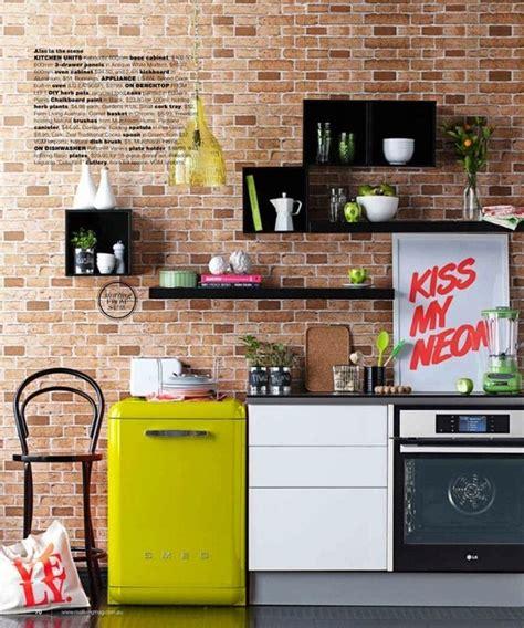 etagere deco cuisine inspiration cuisine rangements ouverts cocon de