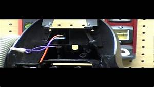 Power Cord Replacement On Hoover Windtunnel Model U5720