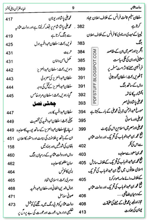 Ottoman Empire History Book by Saltanat E Usmania Urdu Pdf Book Free