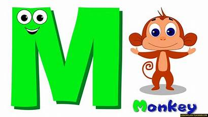 Letter Phonics Song Lesson Letra Afternoon English