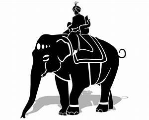 Elephant Vector Art