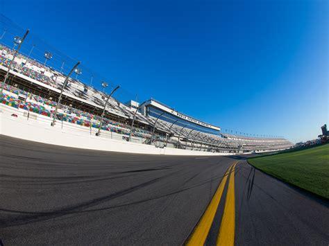 Daytona 500 Track by Visitor Center Daytona International Speedway