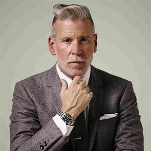 Coupe Homme Cheveux Gris : 20 nuances de cheveux gris pour les hommes coupe de cheveux ~ Melissatoandfro.com Idées de Décoration