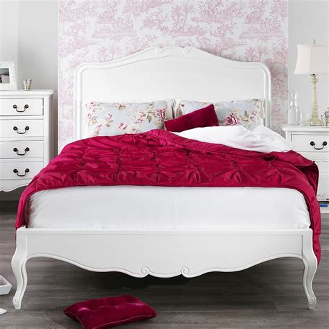 bedroom lighting options shabby chic white bed