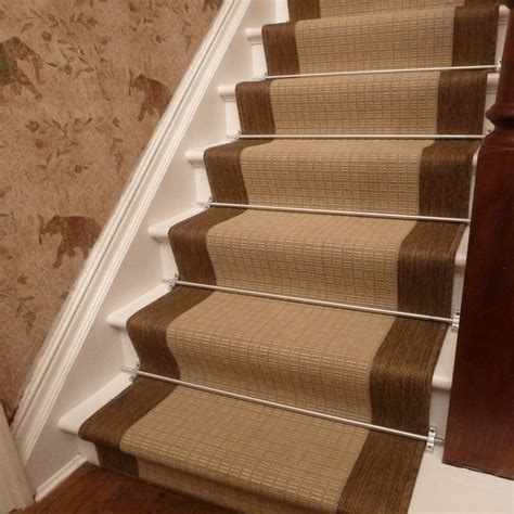 Rugs For Stairs Runners by Beige Stair Runner Rug Jenga