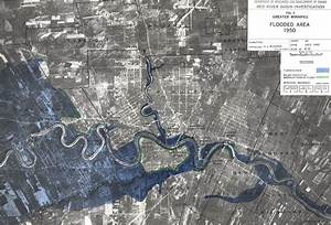 Greater Winnipeg Flooded Area 1950  1952