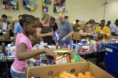 local community opens   school food pantry
