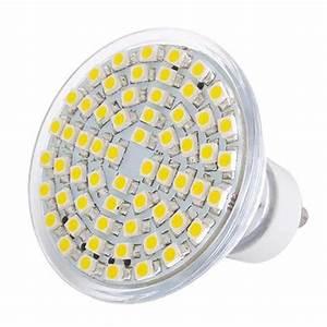 Led Spot 230v : gu10 60 smd led spotlight spot lamp bulb warm white 230v i2o2 i5e1 4894462283240 ebay ~ Watch28wear.com Haus und Dekorationen