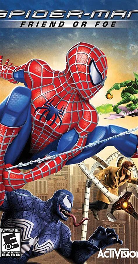 spider man friend  foe video game