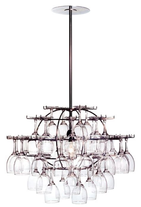 lighting fixtures for wine enthusiasts inside the