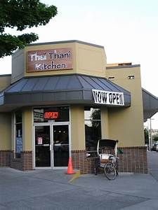 Thai thani kitchen 7 29 11 ballard restaurant project for Thai thani kitchen
