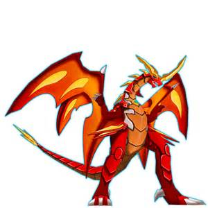 Bakugan Neo Dragonoid