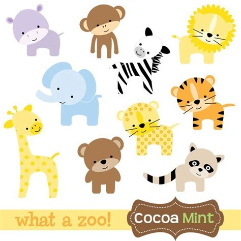 zoo animal clipart   cliparts  images