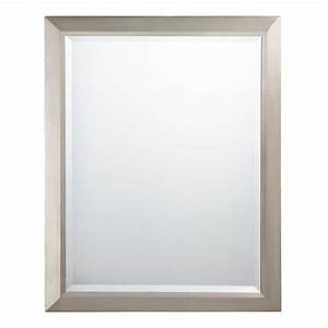 Framed Bathroom Mirrors