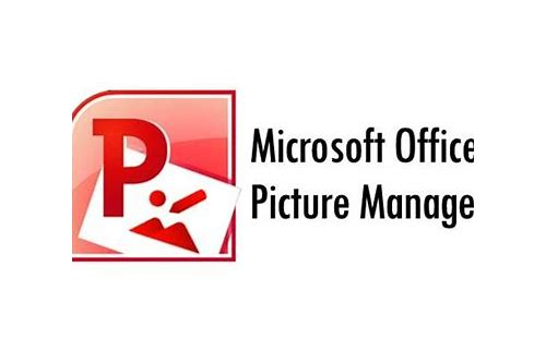 microsoft picture manager download free