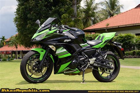 Kawasaki Z650 Backgrounds by Top 10 Things We Like About The 2017 Kawasaki 650