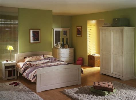 Chambre En Pin - chambre couleur argile raliss com
