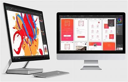 Designer Affinity Graphic Sketch Windows Designers Software