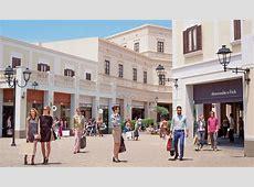 The Sicilia Outlet Village Beckons Shopping, Eating, Enjoying