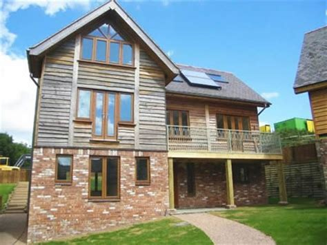New Home Eco Design Goes by 4 Environmentally Friendly Houses In The Uk