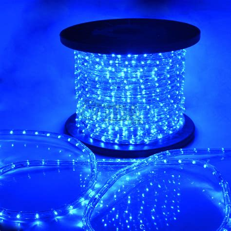 light blue outdoor christmas lights blue led light 110v home party christmas decorative