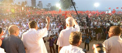 Kerala Raksha March Conclusion  Feb 26 2014  Communist