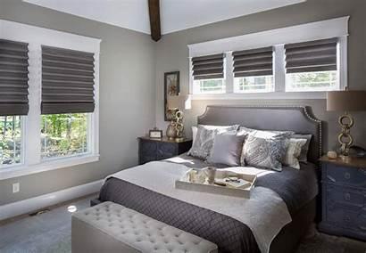 Bedroom Window Treatments Roman Shades Treatment Bedrooms