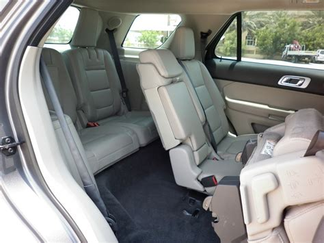 ford explorer  seater reviews prices ratings