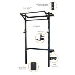 prx profile rack prx 2x3 profile rack with kipping pull up bar 1674